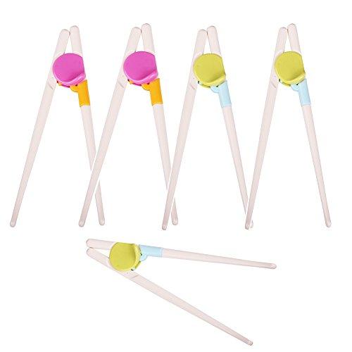Kids Children Training Chopsticks - 5 Pair