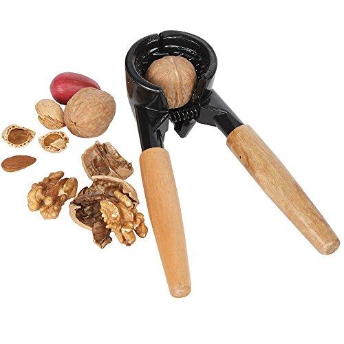Heavy Duty Nutcracker Walnut Cracker Tool Spring Loaded Nut Cracker - By Home-X