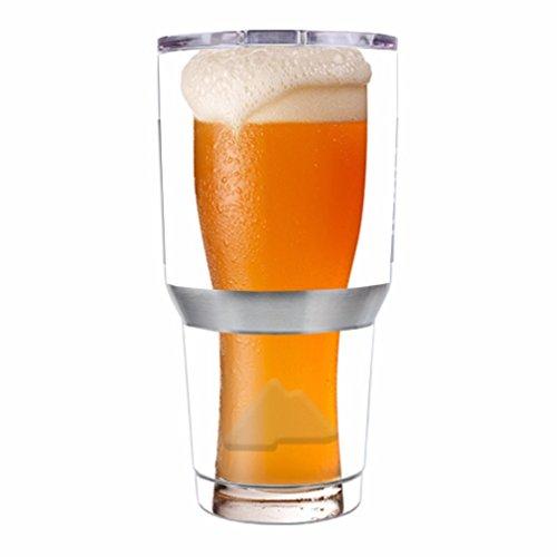 Skin Decal Vinyl Wrap for Ozark Trail 30 oz Tumbler  Pint of Beer Craft beer Mug