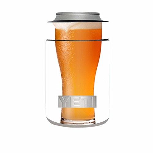Skin Decal Vinyl Wrap for Yeti Rambler Colster  Pint of Beer Craft beer Mug