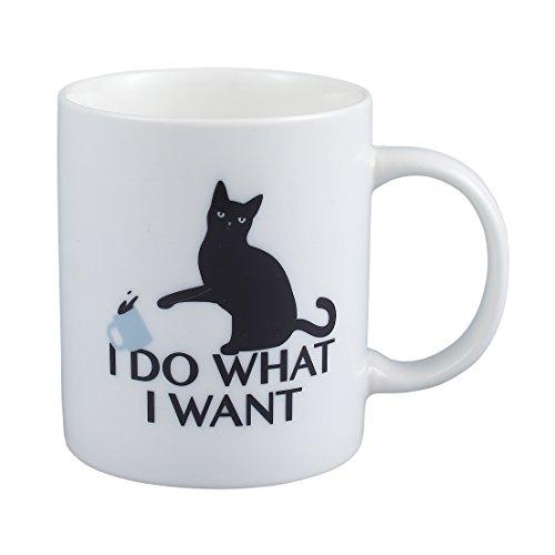 Neolith 12 Oz I Do What I Want Cat Cup Cute Coffee Mug