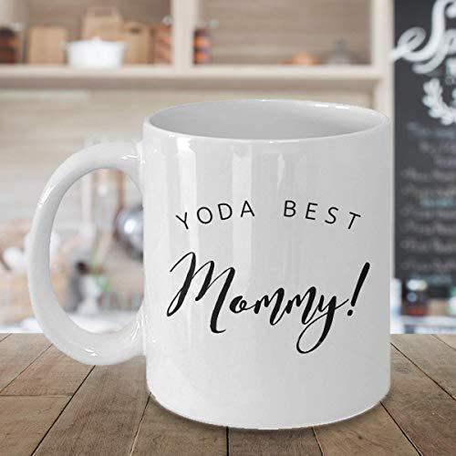 Yoda Best Mommy 11oz Fancy Coffee Mug