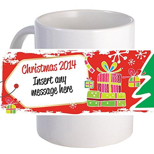 Beautifully Personalized Christmas Decorative Coffee Mug