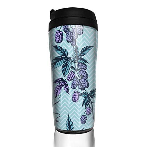 Funny Travel Mugs For Women Men Dad Mom Branch Decorative Coffee Mug Tea Cup For Friend Birthday