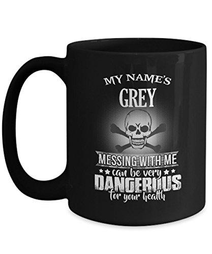 Im Grey - Coffee Mug