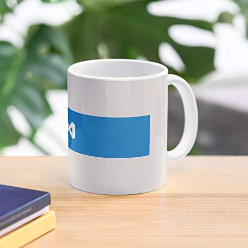 T Mug Shirt Vscode Top Trending 11 Ounce White Nobble Standard White Ceramic Gift Mug