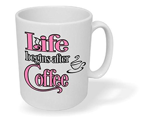 Fun Imprinted Coffee Mug