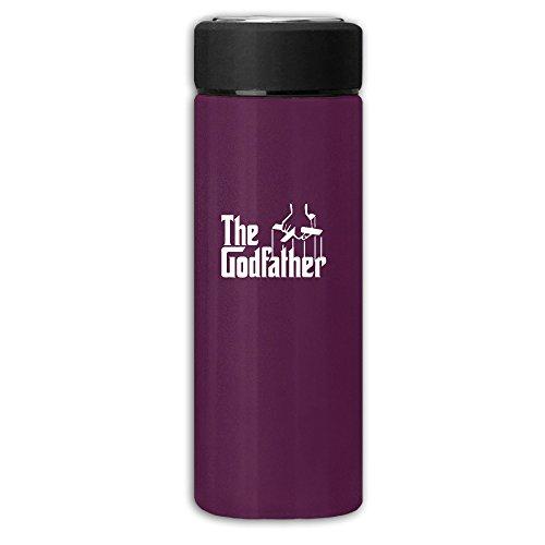 Godfather Distressed Scrub Business Coffee Mug Thermos Double Walled Coffee Tumbler
