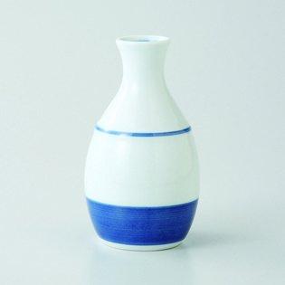 Japanese porcelain Hasami ware Set of 5 yumeji tokkuri sake bottles hsm-J39-99281