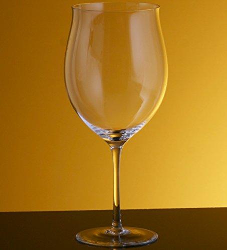 Bottega del Vino Rosso Amarone Crystal Red Wine Glass Set of 2