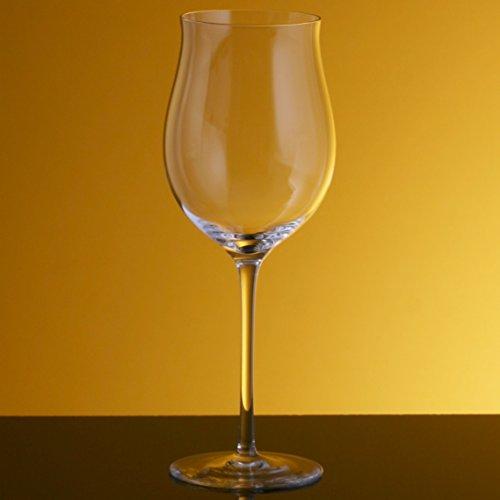 Bottega del Vino Rosso Giovane Crystal Red Wine Glass Set of 4