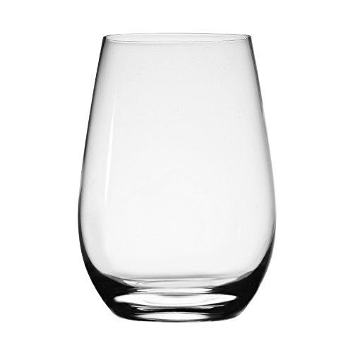 Stolzle Stemless Red Wine Glasses 2225 oz Set of 6