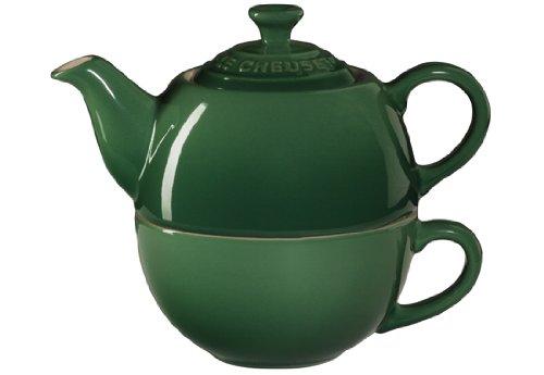 Le Creuset Stoneware Tea Cup for 1 Fennel