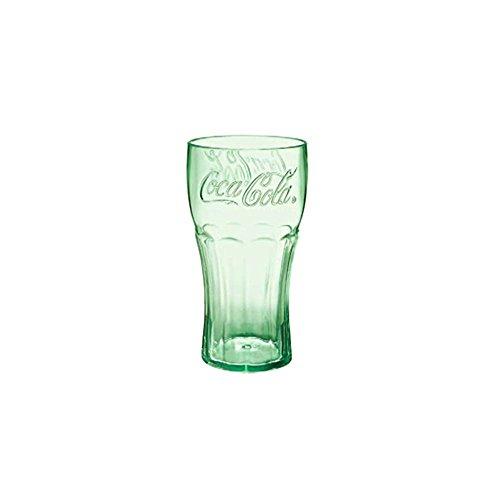 GET Enterprises 1122-JC-6 Jade Green 22 Oz Coke Tumbler - 72  CS