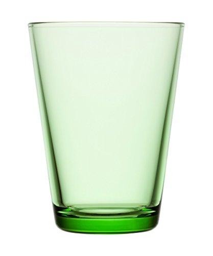 Iittala Kartio 135-Ounce Apple Green Tumbler 1 Unit