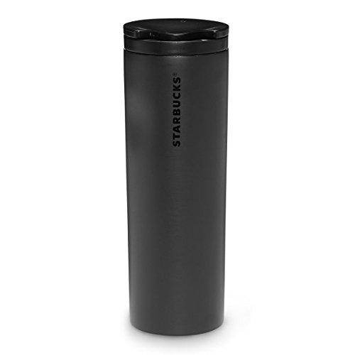Starbucks Stainless Steel Tumbler - Matte Black 16 Fl Oz