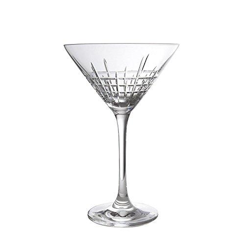 Schott Zwiesel Tritan Crystal Glass Distil Barware Collection Aberdeen Martini Cocktail Glasses 85 oz - Set of 2