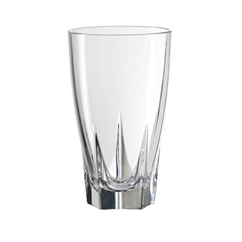 Amici Camelot Hiball Glasses 15 oz - Set of 4