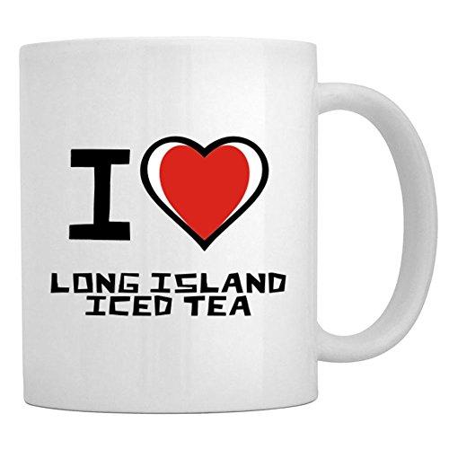 Teeburon I love Long Island Iced Tea Mug