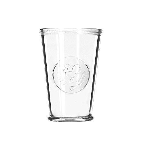 Libbey 92182 Farmhouse 9 Ounce Juice Glass - 12  CS