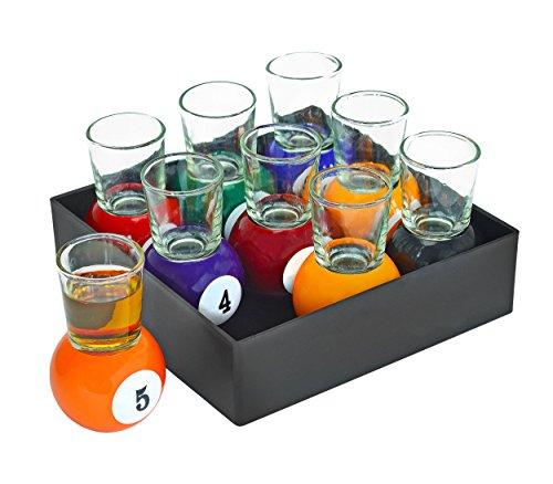 Fairly Odd Novelties Fon-10264 Bar Shot Glass Multicolor