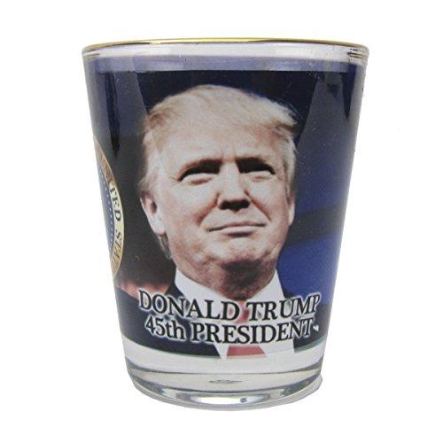 Treasure Gurus Keep America Great Donald Trump MAGA Shot Glass Novelty Gift