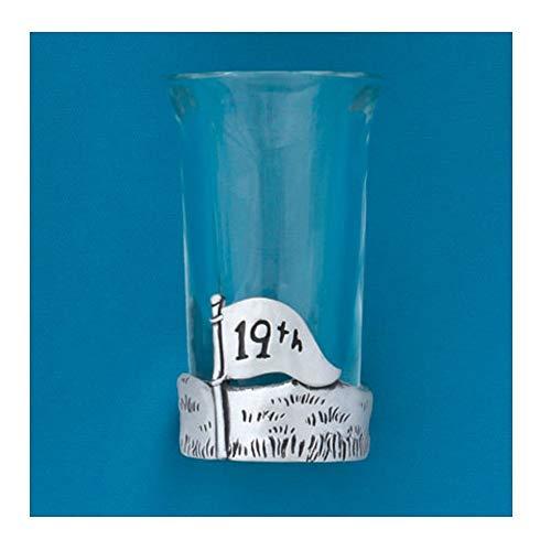 Basic Spirit Irish Flu Shot Glass Made in Nova Scotia