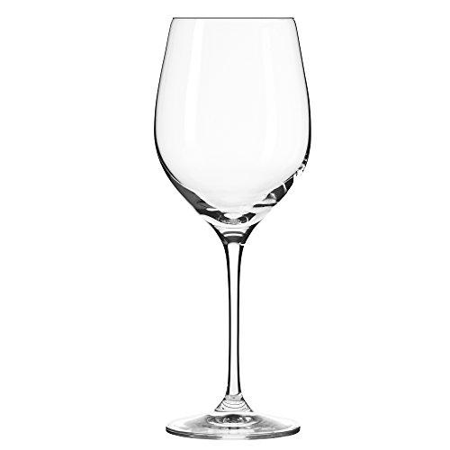 Household Essentials KROSNO Nina White Wine Glasses Set of 6 13 oz Clear