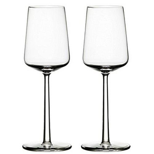 Iittala Essence 11-Ounce White Wine Glass Set of 2