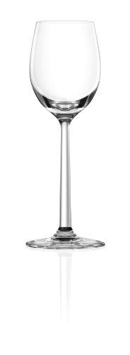 Lucaris Shanghai Soul Liquor Glass 27-Ounce Set of 4