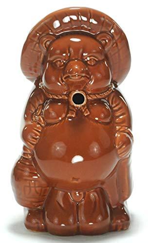Tanuki Japanese Raccoon Dog Ceramic Cocktail Tiki Mug