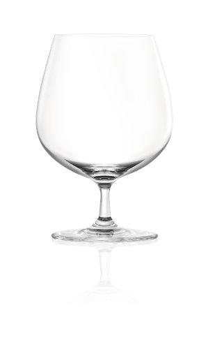 Lucaris Shanghai Soul Cognac Glass 22-Ounce Set of 4