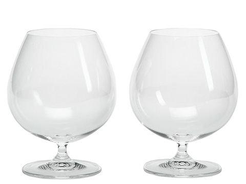 Riedel Vinum Leaded Crystal Brandy Cognac Glass Set of 6