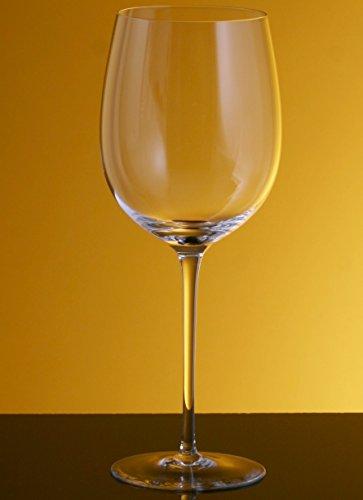Bottega del Vino Crystal Chardonnay Wine Glass Set of 4