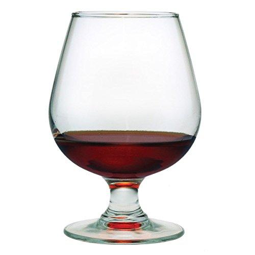 Susquehanna Glass 12-ounce Brandy Snifter Glasses Set of 8