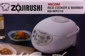 Zojirushi Rice Cooker Warmer Ns-wpc10 55 Cups