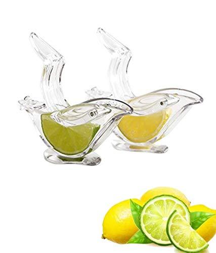 French Lemon Lime Squeezer For Dinner Plate Elegance Manual Citrus Press Juicer Set Of 2