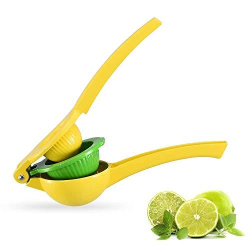 Mr Rudolf Lemon Squeezer 2-in-1 lemon press lime press Dishwasher safe Manual Citrus Press Juicer