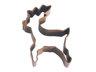 4 Standing Reindeer Cookie Cutter Polyresin