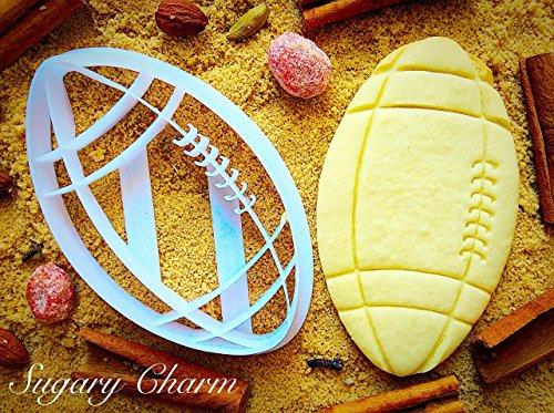 Football Ball cookie cutter