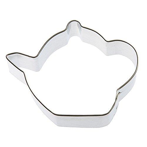 Foose Teapot Cookie Cutter 34 in