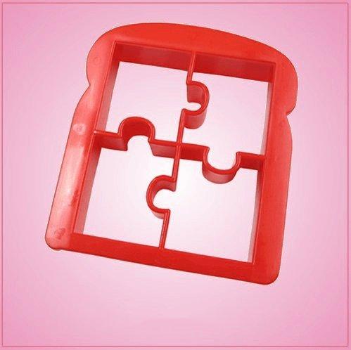 Multi Puzzle Piece Cookie Cutter