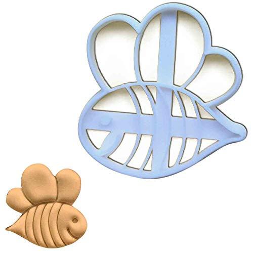 Cute Bee cookie cutter 1 piece - Bakerlogy