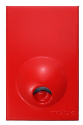 SUCK UK Bottle Opener Fridge Magnet - Red