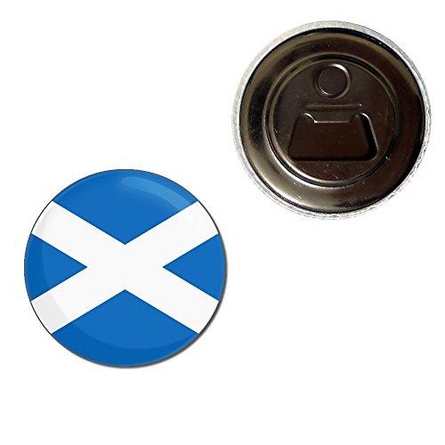 Scotland Flag - 55mm Fridge Magnet Bottle Opener