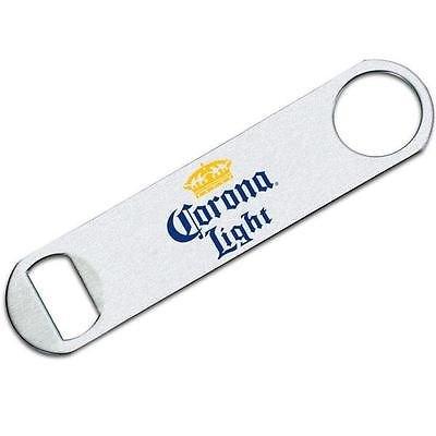 Corona Light Stainless Steel Beer Bottle Opener New