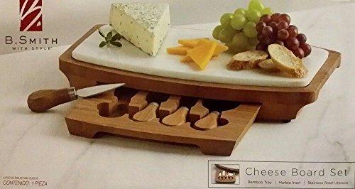 B Smith Cheese Board Set 6 Piece
