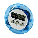 Yiding S9D Digital Lcd Cooking Kitchen Timer Alarm Countdown Mini Portable Led Clock
