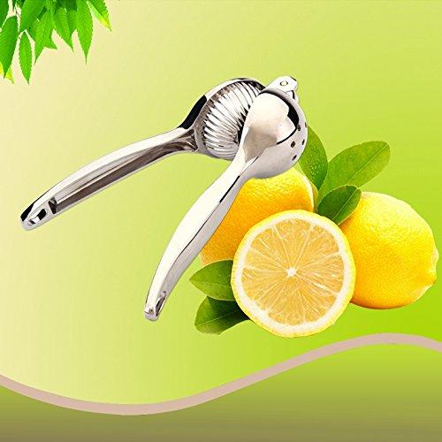 Professional Manual Hand Press Citrus Juicer Lemon and Lime Dishwasher Safe Squeezer