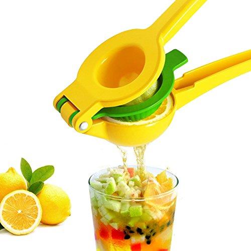 Rated Premium Quality pure Metal Lemon Lime Squeezer - pure Manual Citrus Press Juicer